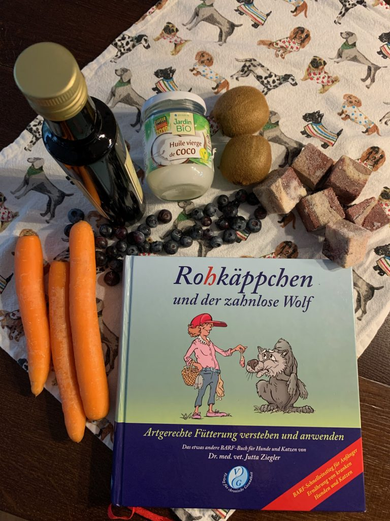 Do's and Don't in der Hunde-  Ernährung