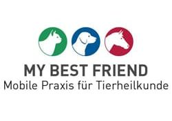 MY BEST FRIEND Logo